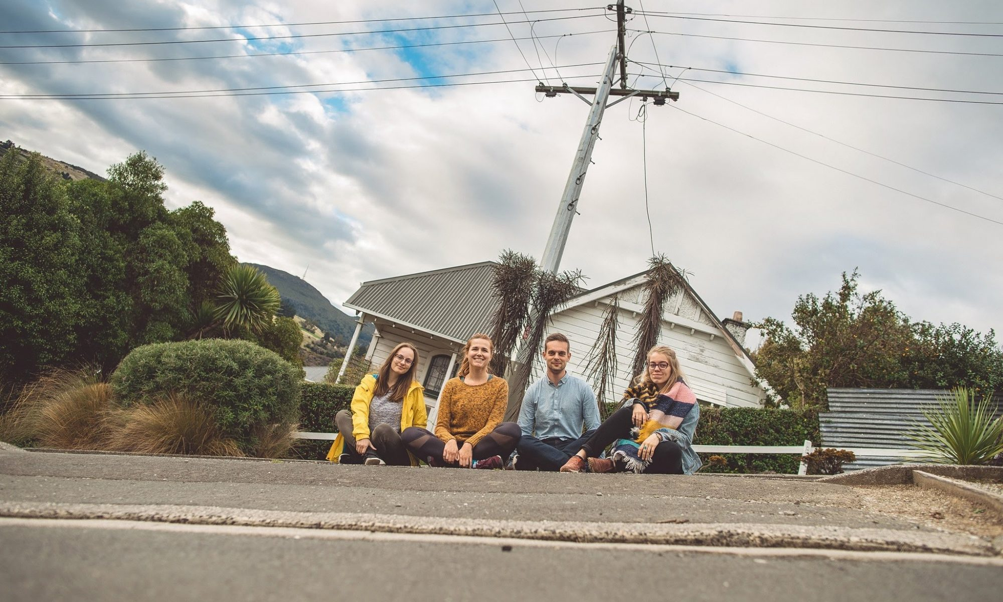 Baldwin street, Dunedin, NZ